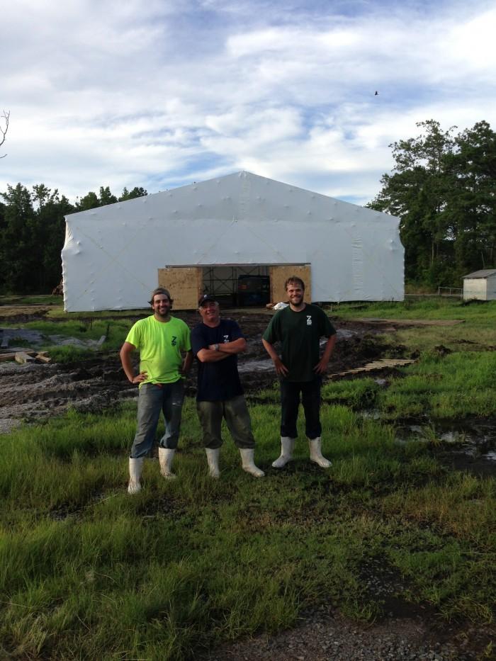 Construction Scaffolding Hayes VA