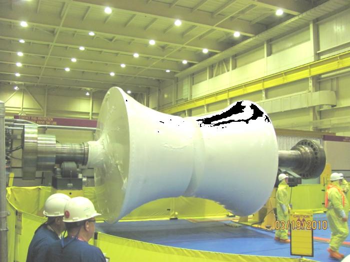 Containment Nuclear Excelon Dresdon Nuc Plant IL